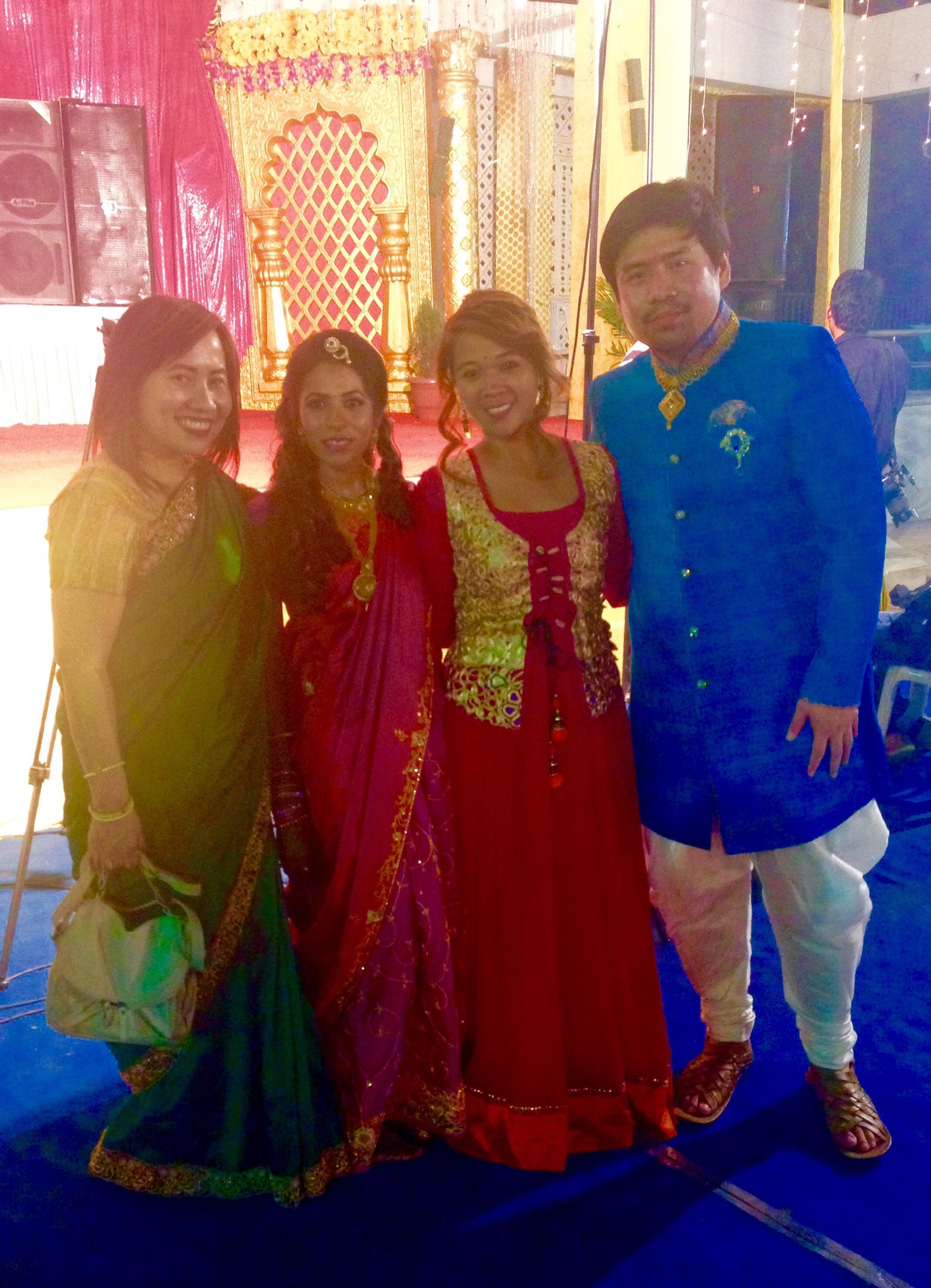 The Indian Wedding | Your Not So Ordinary Ryshel